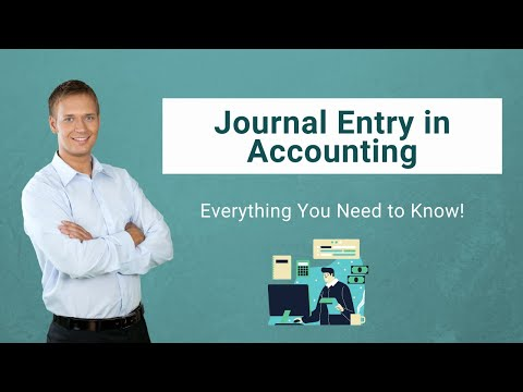 Accounting Journal Entry | How To Prepare Journal Entries?
