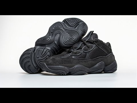 e127a2a93094f Should You Still Cop the Yeezy 500 Utility Black  - YouTube