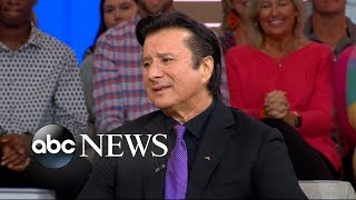 Steve Perry does first live US interview in over two decades on 'GMA'