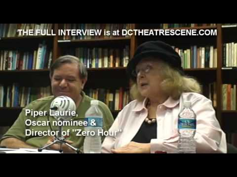 Piper Laurie DC Podcast P