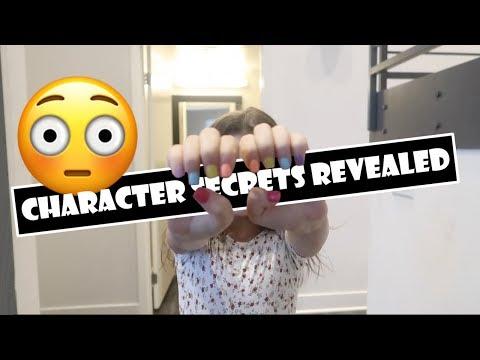 Character Secrets Revealed 😳 (WK 385.5) | Bratayley