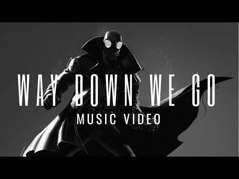 SPIDER-MAN: INTO THE SPIDER-VERSE- Way Down We Go- Music Video