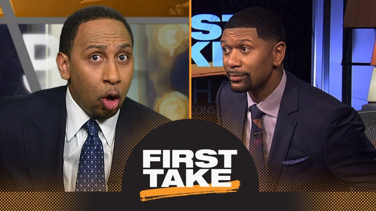 429db9385 Stephen A. and Jalen Rose get heated over Anthony Davis and Boogie Cousins