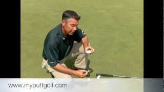Vision Training to Lower Golf Score