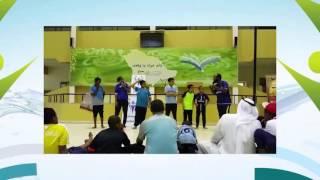 مهرجان الأشبال الترفيهي  بنادي مدرسة الحي بثانوية المستقبل