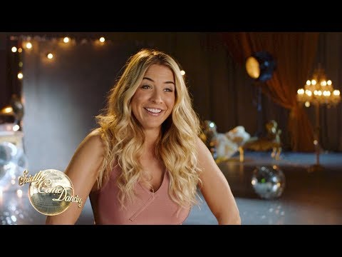 Meet Gemma Atkinson  Strictly Come Dancing 2017: Launch