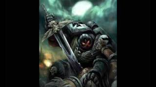 Black templar tribute- 40k theme