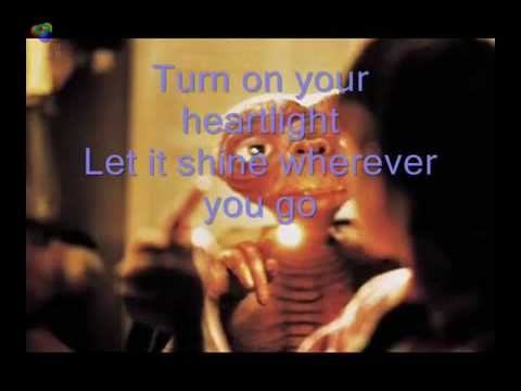 Heartlight Neil Diamond E T output