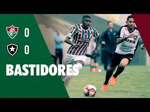 FluTV - Bastidores - Fluminense 0 x 0 Botafogo - Campeonato Carioca