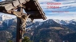 Aufstieg zum Grünstein (1304m) / Berchtesgadener Alpen / Dem Watzmann so nah