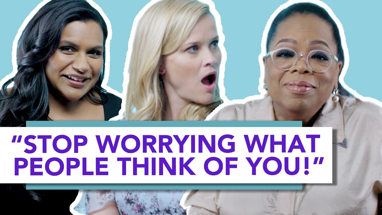 Oprah Winfrey, Reese Witherspoon, Mindy Kaling Share Inspirational Stories And Secrets To Success