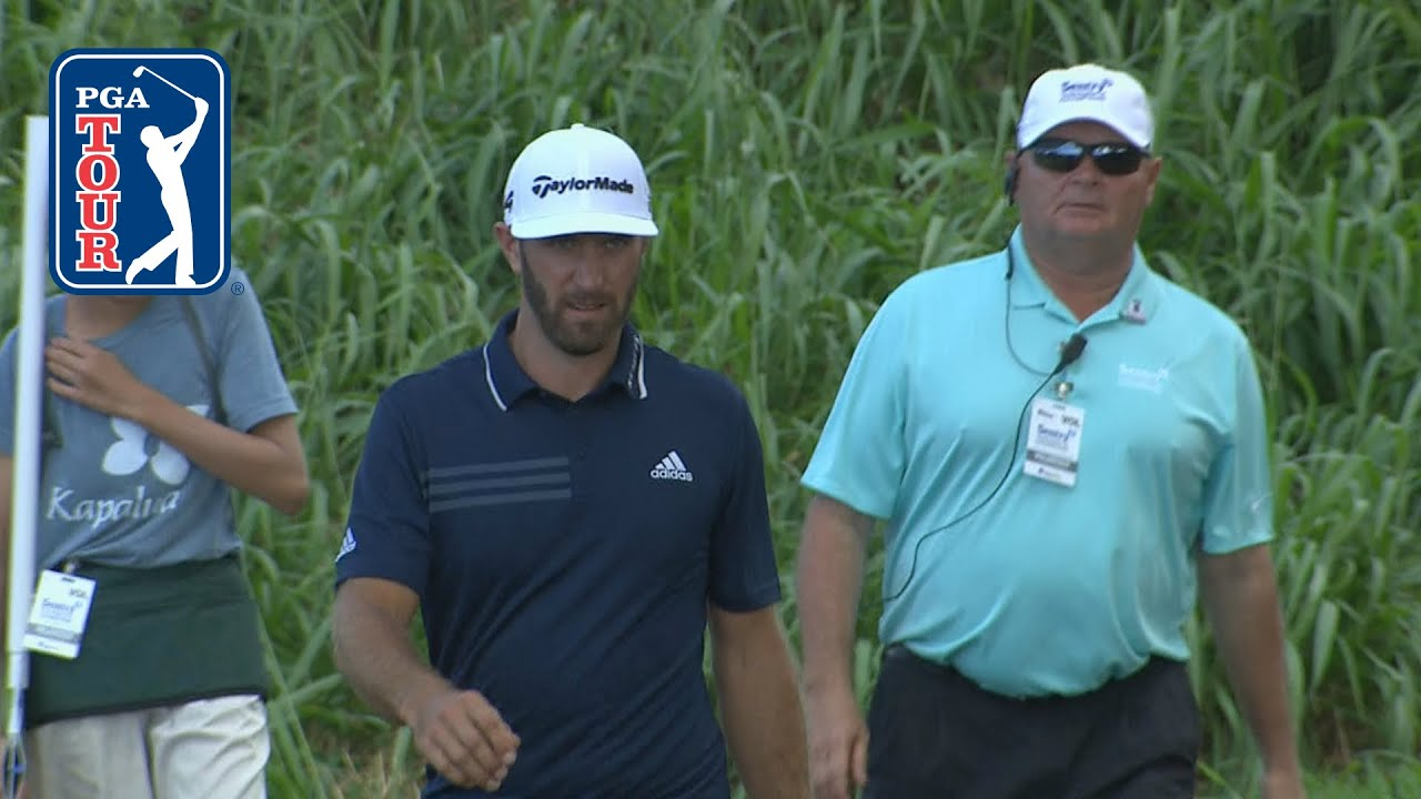Koepka and Schauffele Catch Thomas to Share the Tour Championship Lead