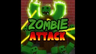 Gameplay Of Roblox|zombie Attack Ep#3