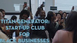 Inside the Exclusive Start-Up Club for Black Entrepreneurs