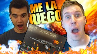 "sTaXx vs Poker988 1VS1 |""NOS JUGAMOS LA OBSIDIAN"" 