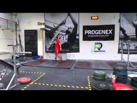 Dmitry Klokov - Copenhagen - Butcher's garage