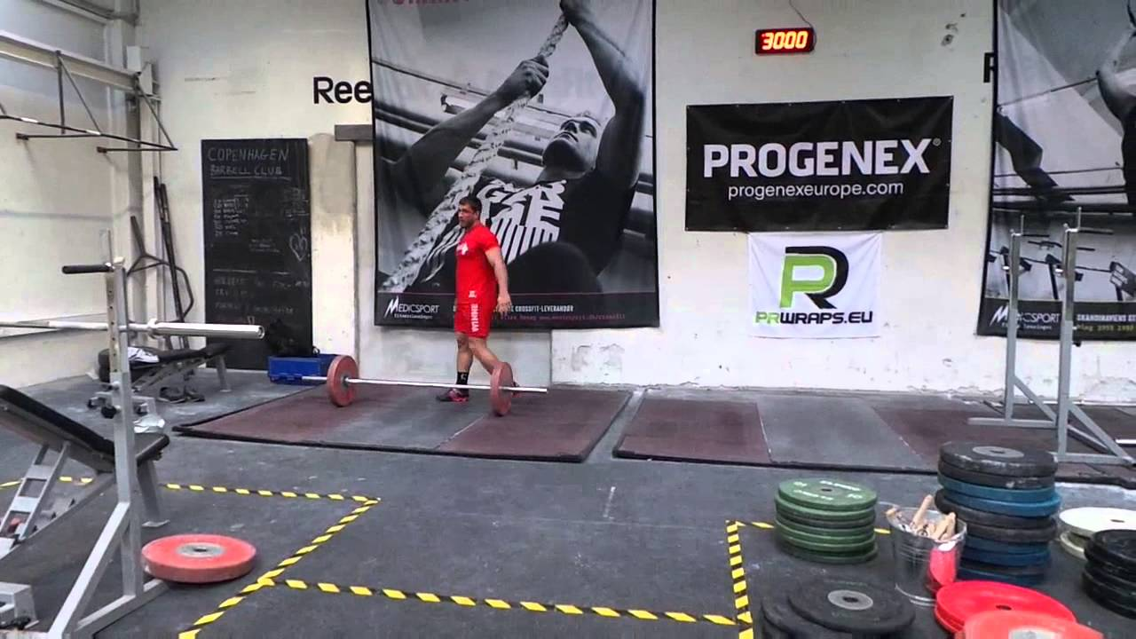 Dmitry klokov copenhagen butcher s garage youtube