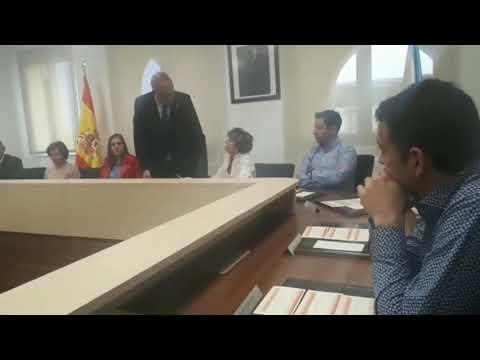 Capón es investido como alcalde de Baralla
