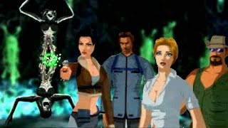 Fear Effect 2: Retro Helix HD - #08 Final Boss (Good/True Ending)