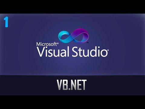 Tutorial de Programación   Capitulo  #1   VB.NET   HeberonYT