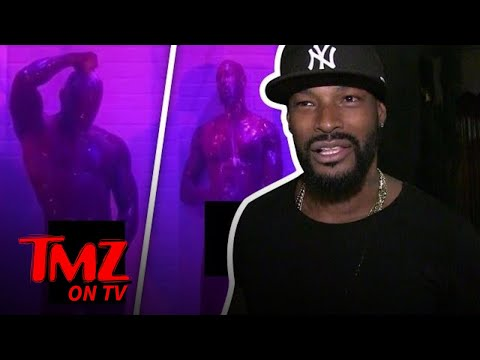 Tyson Beckford In The Sexiest Video We've Ever Seen | TMZ TV