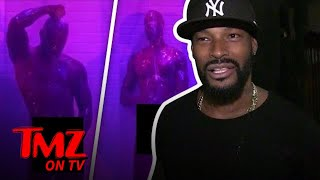 Tyson Beckford In The Sexiest Video We've Ever Seen | TMZ TV thumbnail
