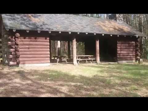 Norway Lake Campground, Sidnaw Mi