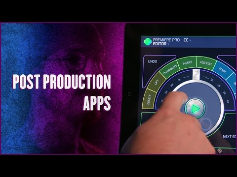 iPad Apps For Filmmaking & A Multi Color Light