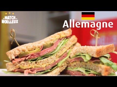 Allemagne : La recette du Match des Moelleux