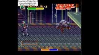 Kamen Rider - Longplay: Kamen Rider (SFC) - User video
