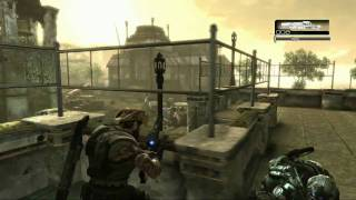 Gears of War 2 : Xbox 360 Video Test - HD Black Magic Intensity Pro Capture Card