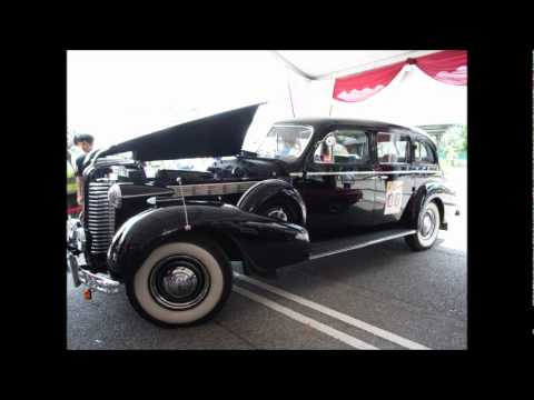 Vintage Cars Show, Malaysia