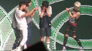 150927 Shinee World IV In Bangkok 2015 Part 4