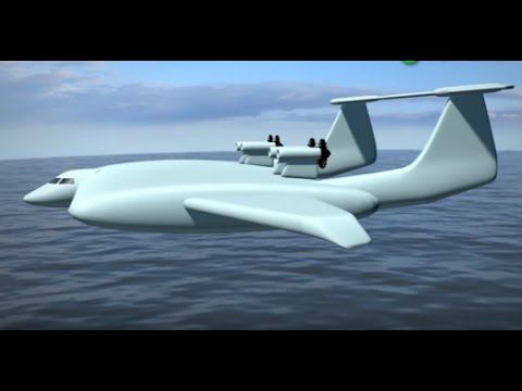 China Is Building a Sea Skimming Anti Ship Drone