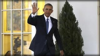 NO CLASS! OBAMA DUMPS SICK TWEET JUST BEFORE TRUMP TAKES OFFICE AND AMERICA WAS PISSED