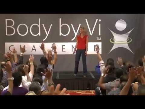 Visalus Spanish Overview Video Spanish Body By Vi Challenge
