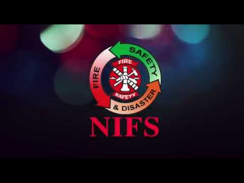 Nifs National Institute of fire and safety management practical training yard inogration