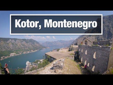City Walks:  Kotor, Montenegro