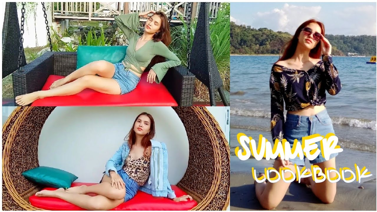 [VIDEO] - SUMMER OUTFIT IDEAS: HOW TO LOOK STYLISH IN DENIM SHORTS 2
