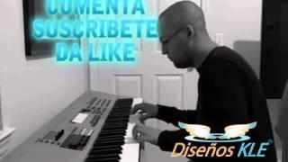 Tu Poeta - Alex Campos - Karaoke Instrumental Piano - By Samy Galí - Diseños KLE