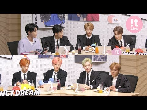 NCT DREAM's 2nd MINI ALBUM 'We Go Up' Preview On MUGI-BOX Of !t Live
