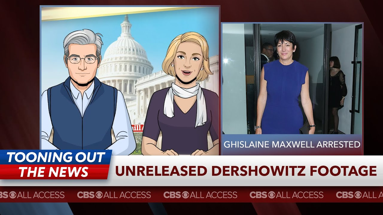 Inside the Hill reveals previously unreleased Alan Dershowitz footage