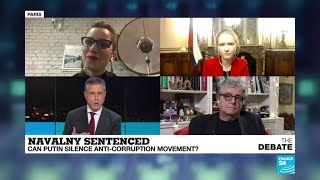 Navalny sentenced: Can Putin silence anti-corruption movement?
