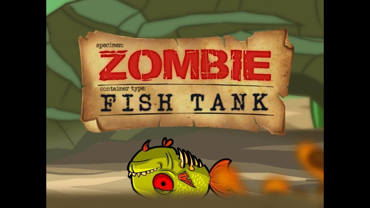 Zombie fish tank youtube - Zombie Fish Tank 2 Boss