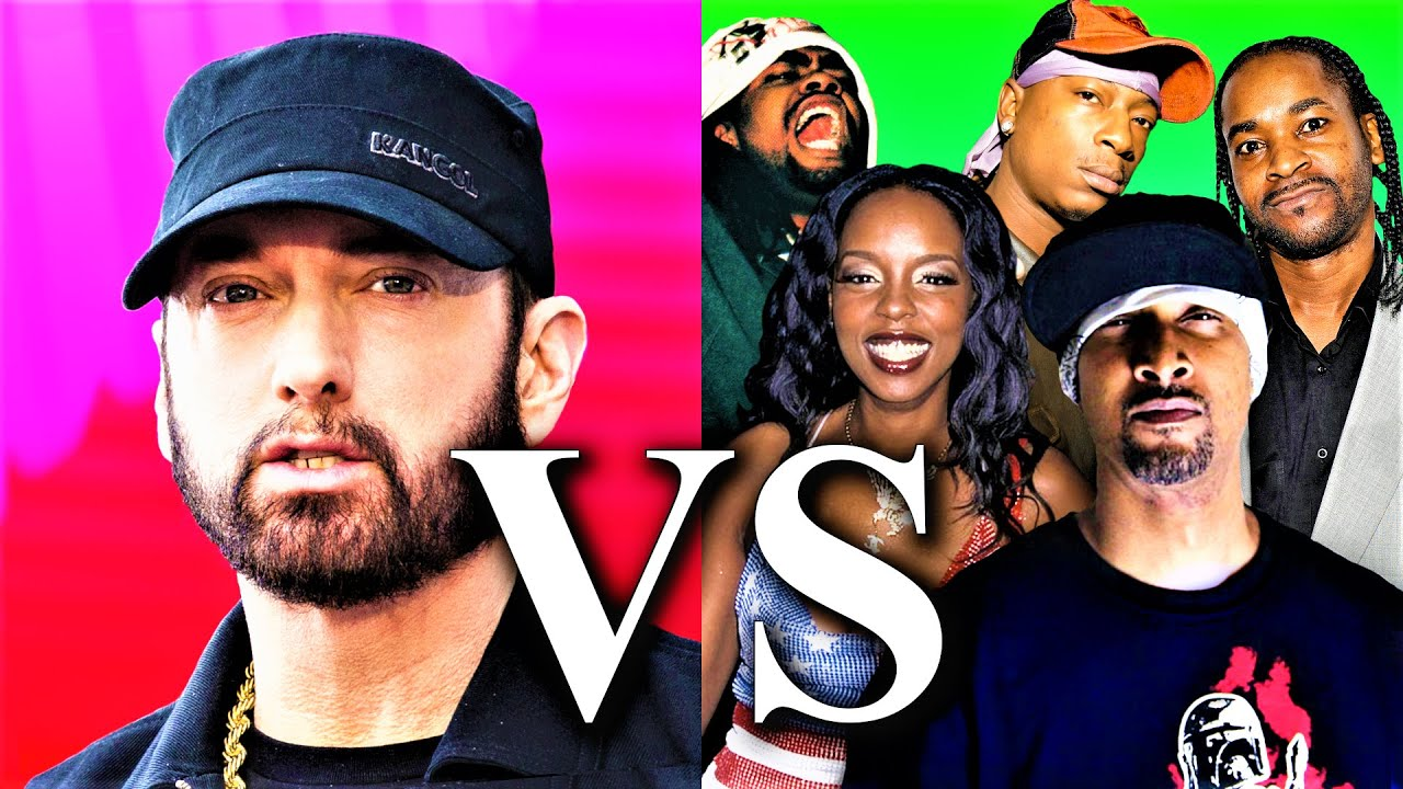 EMINEM Vs. The Outsidaz - Beef Analysis [Voice Reveal]