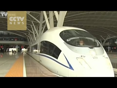 China-Thailand high-speed railway to promote regional connection