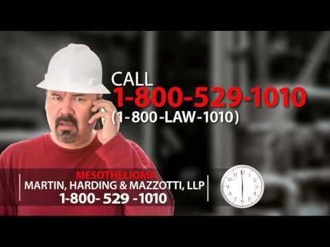 Entire Families Can Develop Mesothelioma - Martin, Harding & Mazzotti, LLP