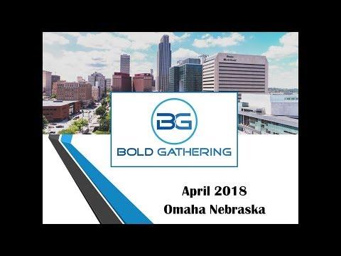 Creating & Sustaining Change - Bold Gathering 2018 Omaha - Kyle Pedersen