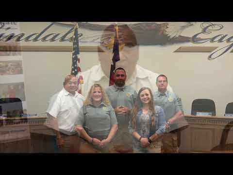 Lindale ISD Police Department Swears In New Officers