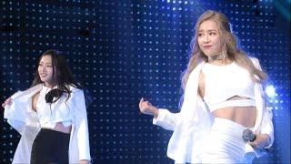 KrieSha Tiu & Jeon Minju 크리샤 츄·전민주, 숨 막히는 무대 장악력 'Problem' 《KPOP STAR 6》 K팝스타6 EP16